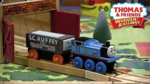 A Day at The Works Set Review ThomasWoodenRailway Discussion 71