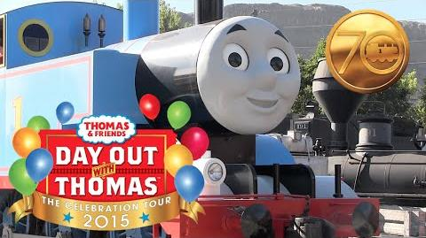 2015 Day Out With Thomas!