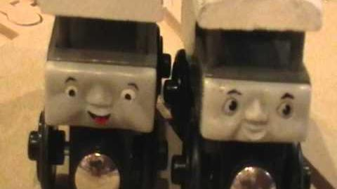 Toad the Brakevan Review ThomasWoodenRailway Discussion 32