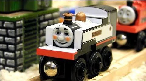 Freddie at the Ready (Part 1) Thomas & Friends Wooden Railway Adventures Episode 200