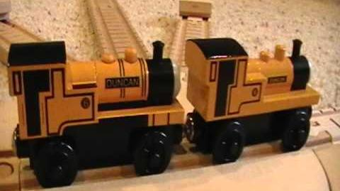 Duncan Review ThomasWoodenRailway Discussion 30