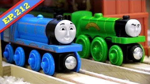 Flash Gordon Thomas & Friends Wooden Railway Adventures Episode 212