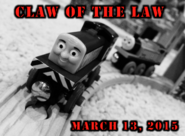 Claw of the Law Advertisement
