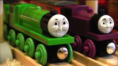 Henry's Handcar Havoc