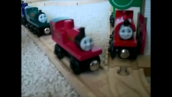 Skarloey & Rheneas Depart For Crewe