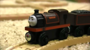 Bertram with Tender