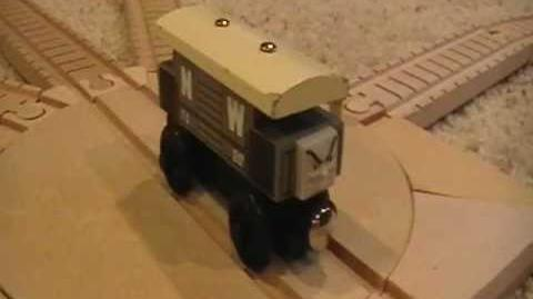 NW Brakevan Review ThomasWoodenRailway Discussion 38