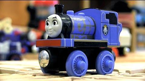 Millie's Castle Hassle Thomas & Friends Wooden Railway Adventures Episode 196