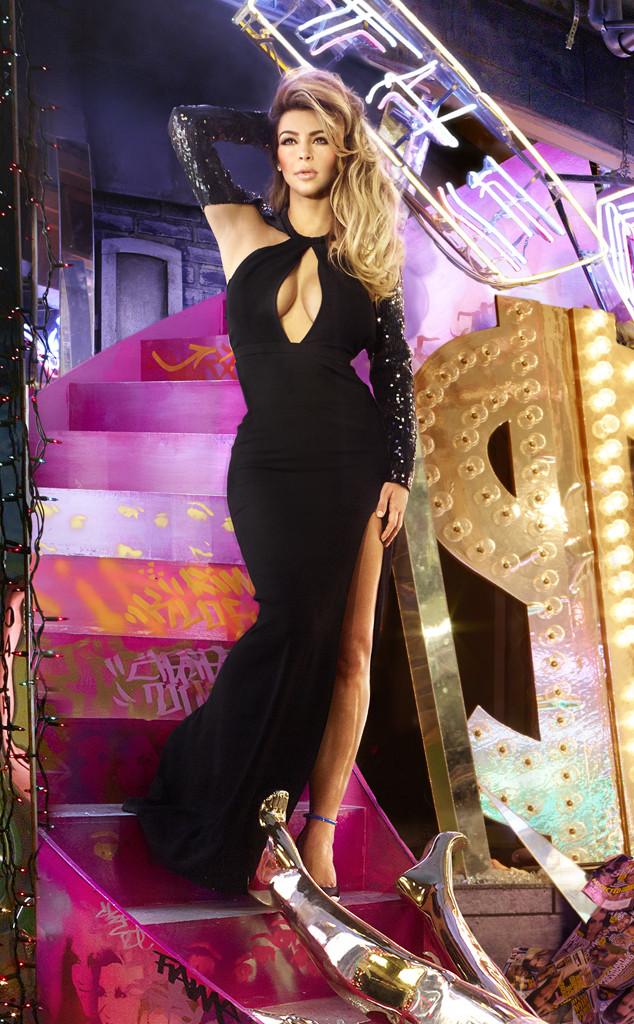 Image - Kim-Kardashian-Family-Christmas-Card.jpg   Kardashians Wiki ...