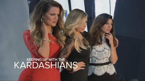 The Kardashians Are Back This Summer Keeping Up With the Kardashians E!-0