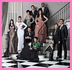 Kardashian, Jenner Family
