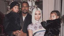 Kim and her family