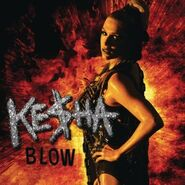 Kesha-Blow Cover