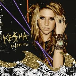 Kesha Kiss 'n' Tell justcdcoverblogsp