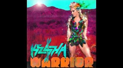 Kesha - Love Into The Light (Audio)