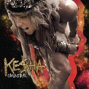 Cannibal, Kesha single artwork