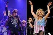 Kesha y Alice Cooper05