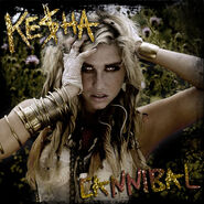 Ke ha-cannibal-Frontal