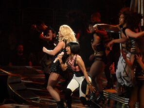 TTWE FFT LA Britney and Nicki