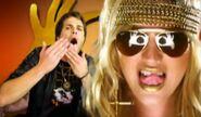 Ke$ha 3OH!3 My First Kiss