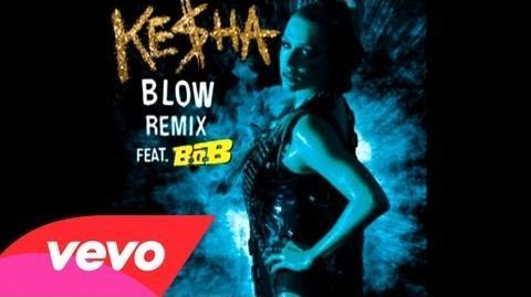 Ke$ha Featuring B.o.B