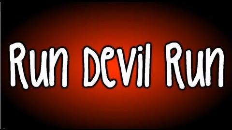Ke$ha - Run Devil Run (Lyrics On Screen)