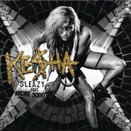 Kesha-Sleazy-feat-Andre 3000-single cover