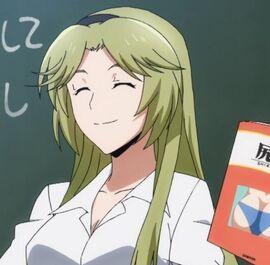 Kobayakawa Anime