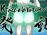 K-acceleration