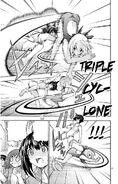 Miyata's Triple Cyclone