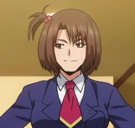 Yuko Oshima Anime