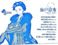 Suzuho Kato character profile