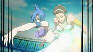 Kurogiri fought Yoshida