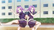 Akari and Kaho
