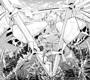 Setouchi defeating Mai and Higuchi