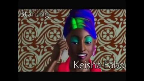 Keisha Fabo 1-0