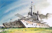 Land Ship 1