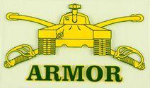 Armor sticker