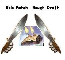 Bolo Military Patch