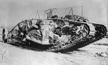 800px-Mark I series tank