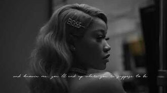 Keke Palmer - Virgo Tendencies (ft. Rick Ross) LYRIC VIDEO