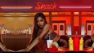 Keke Palmer - Snack (Lyric Video)