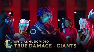 True Damage - GIANTS (ft. Becky G, Keke Palmer, SOYEON, DUCKWRTH, Thutmose) League of Legends