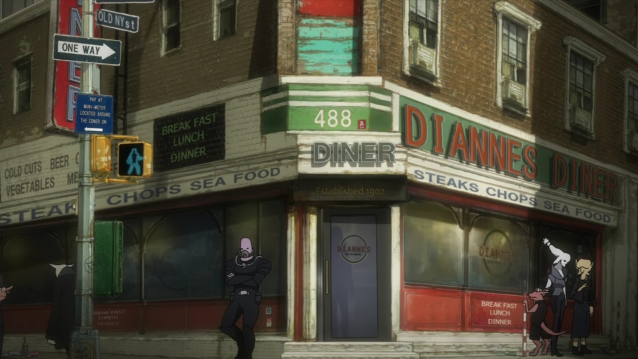 image diannes diner outside png blood blockade battlefront