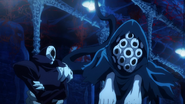 Yahabio and Shiboroba in the Ghost Wagon