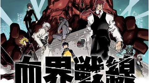 Kekkai Sensen - Blood Blockade Battlefront - Trailer