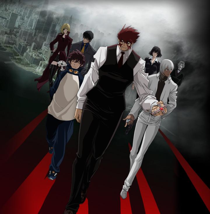 Libra   Blood Blockade Battlefront - Kekkai Sensen Wiki