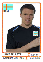 Pellett sticker