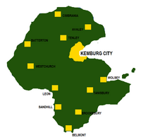 Kemburg cities map