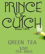 Prince of Cutch green tea